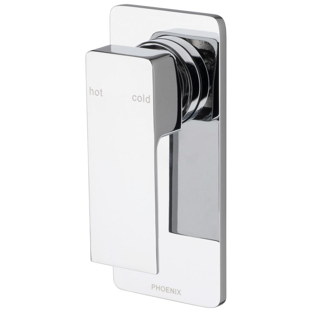Radii Wall Mixer - Bathroom International