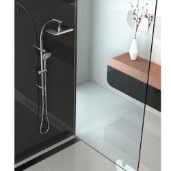 Dual Showers